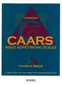 Conners Adult ADHD Rating Scales