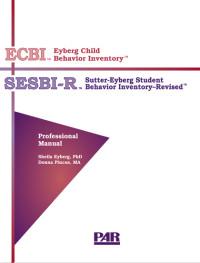 Eyberg Child Behavior Inventory & Sutter-Eyberg Student Behaviour Inventory-Revised