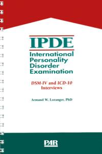 International Personality Disorder Examination