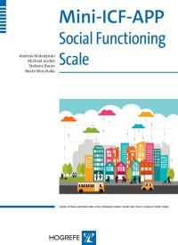 Mini-ICF-APP Social Functioning Scale