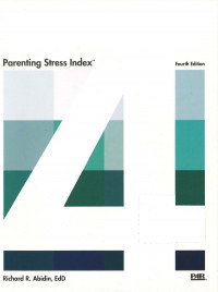 Parenting Stress Index, Fourth Edition