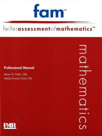 Feifer Assessment of Mathematics