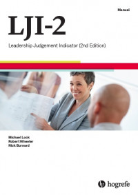 Leadership Judgement Indicator (Standard LJI-2, Sales, and Global)