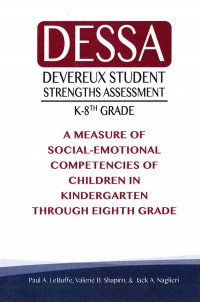 Devereux Student Strengths Assessment